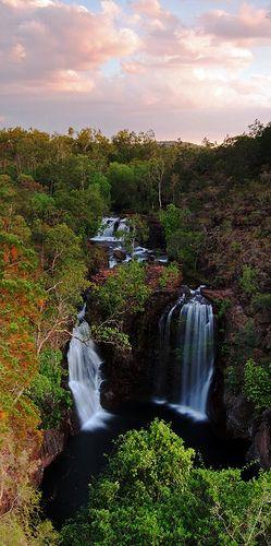 Florence Falls, Litchfield National Park, Australia