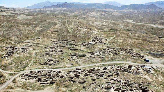 Mes Aynak Afghanistan