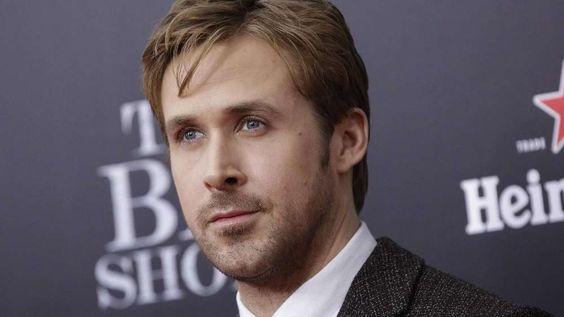 Ryan Gosling auf dem roten Teppich in New York. Auch dieser Schauspieler trägt den beliebten Dreitagebart.  (Quelle: imago)