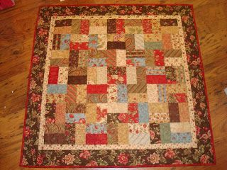 ~News from the Hen House: Charm quilt pattern