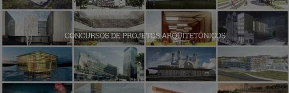 Site reúne projetos premiados em concursos públicos de arquitetura entre os anos de 2000 e 2016 | aU - Arquitetura e Urbanismo: