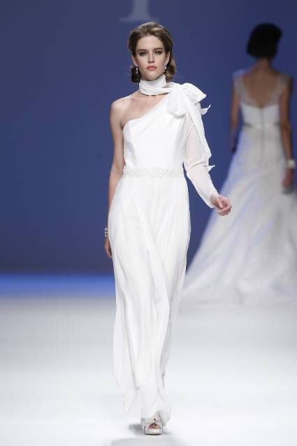 Hoje o meu vestido de noiva preferido… não é um vestido! De Ana Torres 2013