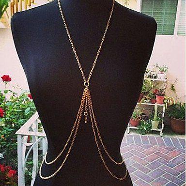Cinturones metálicos ( Cobre ) - Diario/Casual Body Jewelry http://www.amazon.es/dp/B012D0UZGS/ref=cm_sw_r_pi_dp_jf37vb0VJ8P7F