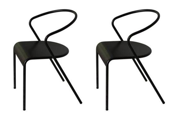 Chaise design pas cher contemporain Lift