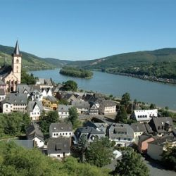 Долина Рейна, Германия