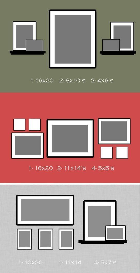 53 idee per arredare le pareti chicago pictures and picture arrangements. Black Bedroom Furniture Sets. Home Design Ideas