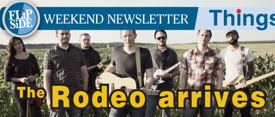 7/12/13 Newsletter #events #entertainment #weekend #nightlife #music #yorkps