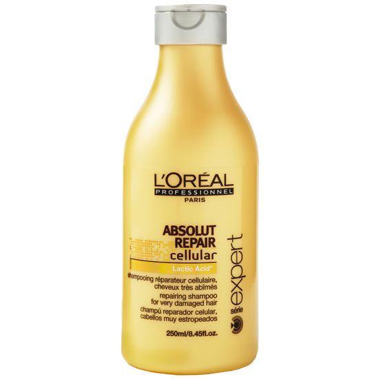 BHG 2013 Best Shampoo (Over $10) - LOreal Professionnel Absolut Repair Cellular Shampoo