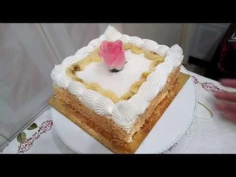 جنواز باتيسري Youtube Cake Vanilla Cake Food