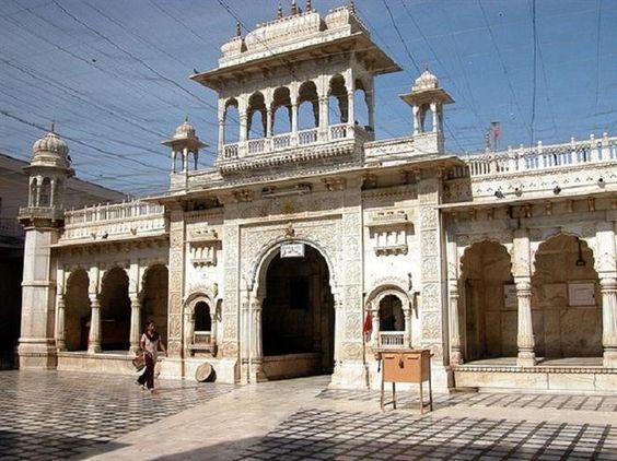 Karni Mata - Rat Temple of Rajasthan