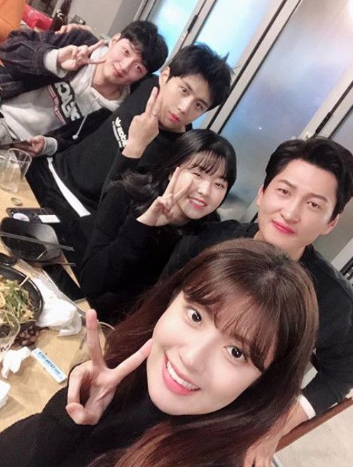 Nam Ji Hyun Shared Photos That She Took With Different Cast