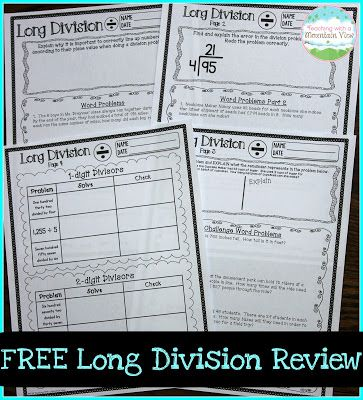 math worksheet : 1000 ideas about long division on pinterest  division math and  : Ests Of Divisibility Wo