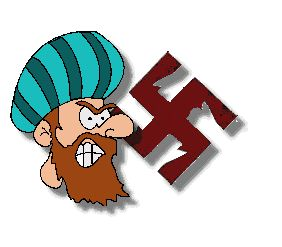 O Haman moderno não vive só no Irã. É o Irã. Todo ele, todinho, da cabeça até aos calcanhares, o Irã é um perigo tarado que deve ser travado com travões de mão, de pé ou na marra. Passando pelo varrido ex-presidente, indo ao actual falso progressista, aos déspotas ayatollas e ao rock proibido, à…