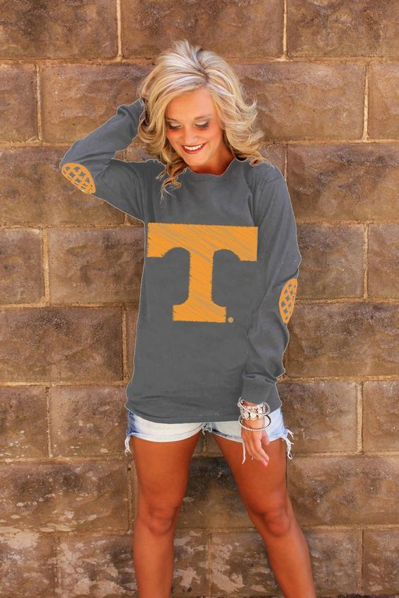 Elbow Patches Tennessee And Tees On Pinterest