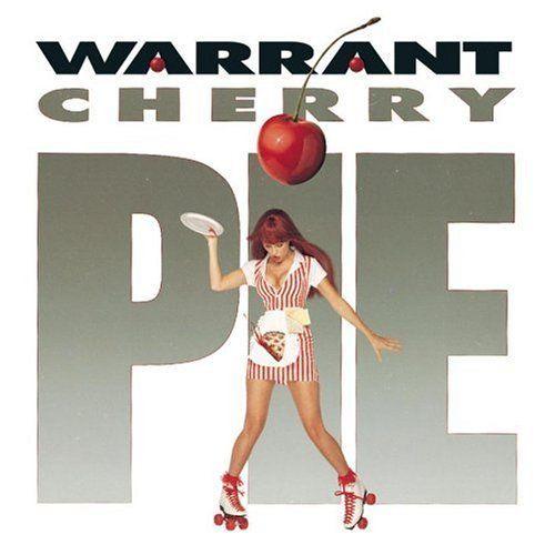 Whole Lotta Album Covers: Warrant - Cherry Pie