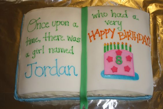 book cakes | Posted by Rachel at 1:30 PM