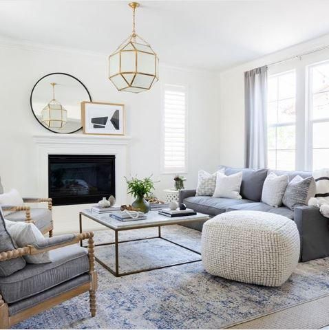 Pippa Accent Chair Living Room Scandinavian Comfy Living Room