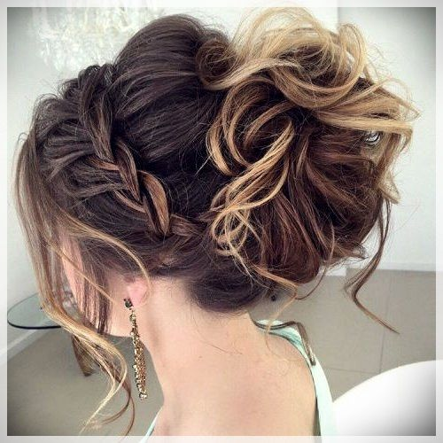 Party Hairstyles 2019 Trends And Photos Short And Curly Haircuts Hair Styles Medium Hair Styles Long Hair Styles