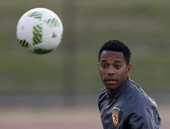 Welcome to Sport Theatre: Robinho agrees two-year deal with Atletico Mineiro...