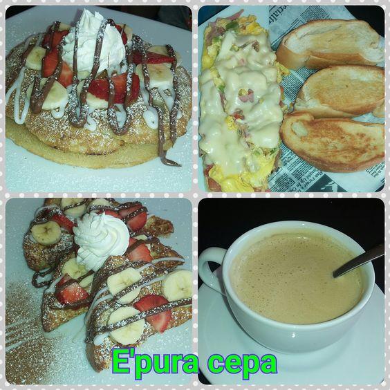 E' pura Cepa un desayuno delicioso!!!  #Cayey  #Turismointernoamimodo