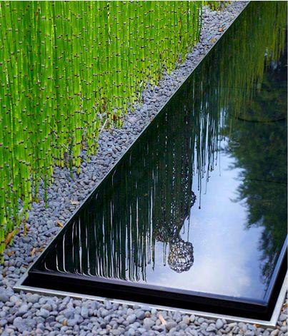 Gardens design and zen on pinterest for Zen pool design