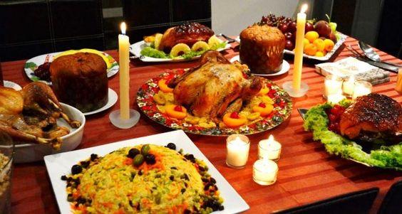 Cómo pasar las fiestas sin dejar la #dieta? #navidad