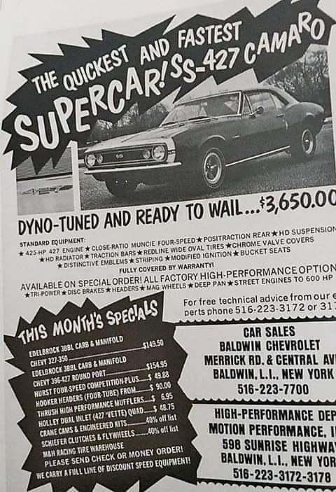 Pin By Hickoryhandlehenry On Cool Signs Muscle Car Ads Muscle Cars Camaro