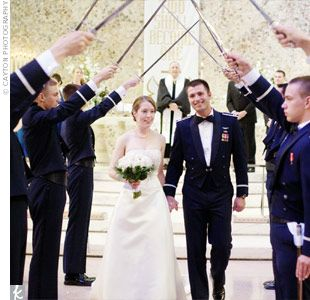 Beautiful Air Force Wedding Ideas Images - Styles & Ideas 2018 ...