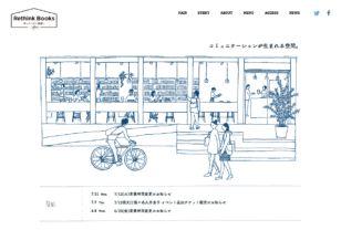 Rethink Books 〜本とビールと焼酎と〜