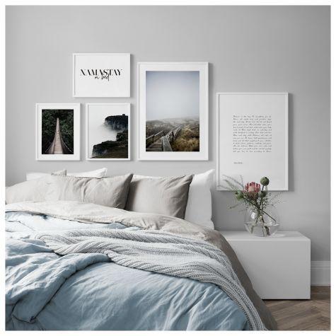 Desenio Instagram Shop Kob Plakater Gennem Desenio Pa Instagram Sovevaerelse Vaeg Sovevaerelsesdesign Sovevaerelsesindretning