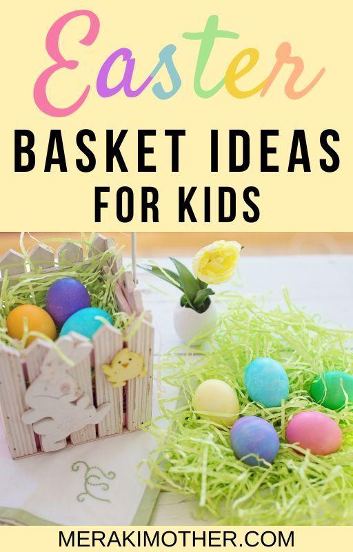 Unique Easter Basket Ideas For Kids Of All Ages Unique Easter Baskets Easter Gift For Adults Easter Crafts
