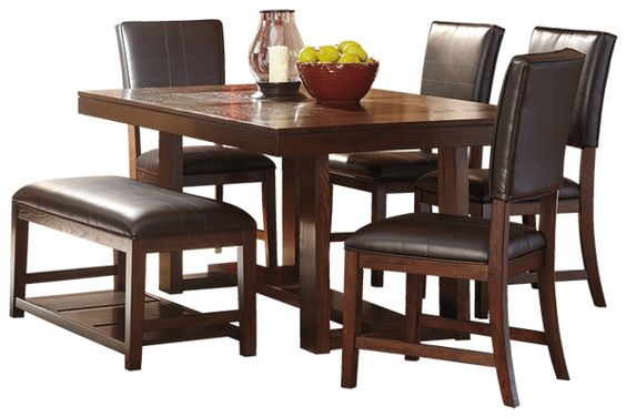Dining room tables Benches and Dining rooms on Pinterest
