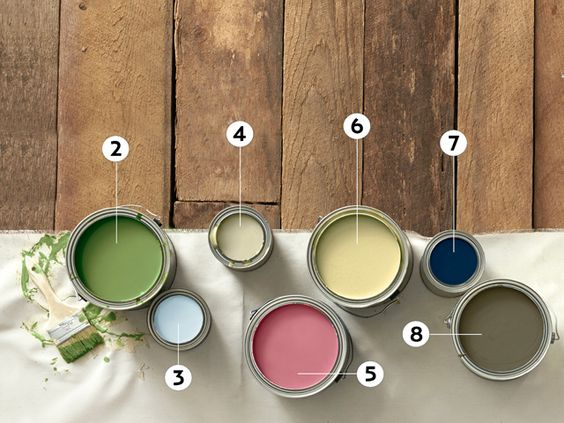 30 of the best interior paint colors paint colors. Black Bedroom Furniture Sets. Home Design Ideas