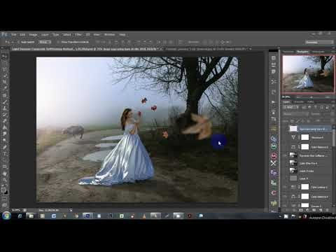 Photo Manipulation Ardi Lycans Youtube Manipulasi Foto Photoshop Belajar