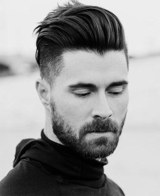 Brilliant Men39S Hairstyle Hairstyles 2016 And Cool Men Hairstyles On Pinterest Short Hairstyles Gunalazisus