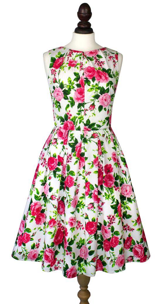 Weekend Doll | Jane dress Stunning Print!