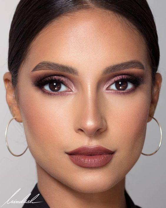 Нюдовый макияж 2019-2020: 15 потрясающих идей – Счастливая женщина
