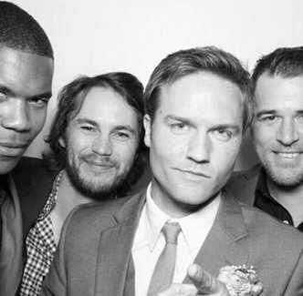 FNL reunion at Porters wedding