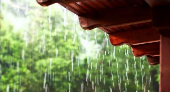 Listening to rain on a tin roof. | 27 Feelings That Make Everyone Instantly Happy