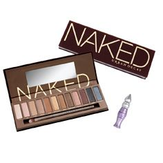 I love Urban Decay Naked Eye Shadow