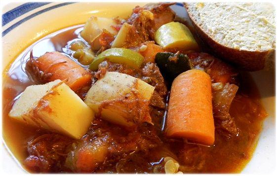 Leftover Swiss Steak Stew | Recipe | Swiss Steak, Steaks and Stew