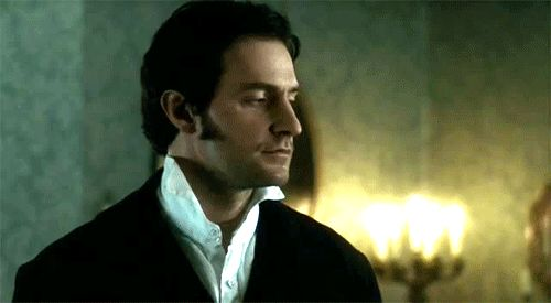 John Thornton all casual. (the best profile shot ever)