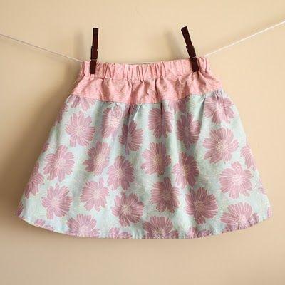 Skirt for babies