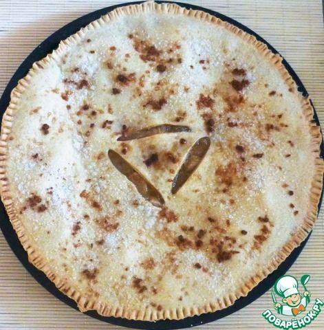 Американский яблочный пирог. Обсуждение на LiveInternet - Российский Сервис Онлайн-Дневников