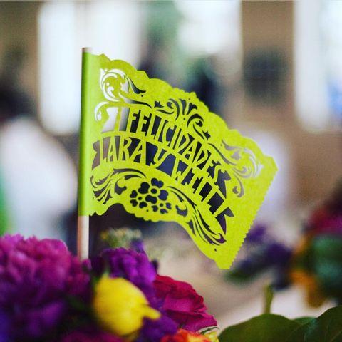 BUENOS AIRES personalized banderas | Ay Mujer shop - Fine papel picado for…