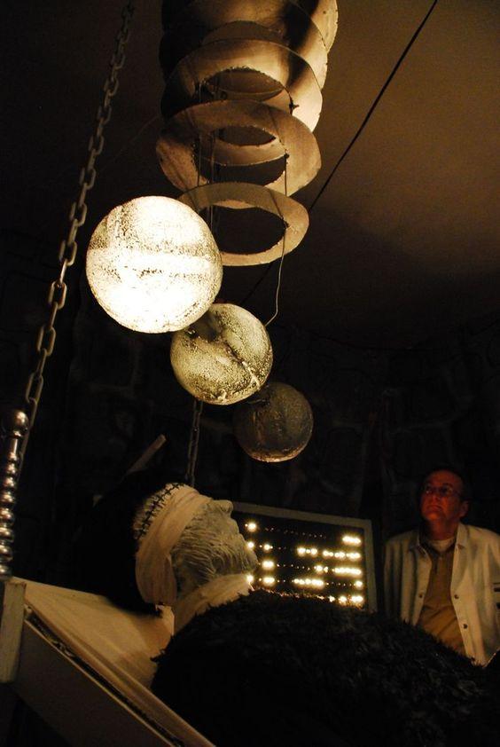 frankensteins lab pictures | Frankenstein's Lab