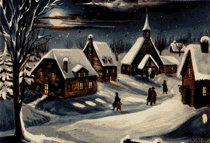 Winter Village photo by neurox_photo | Photobucket
