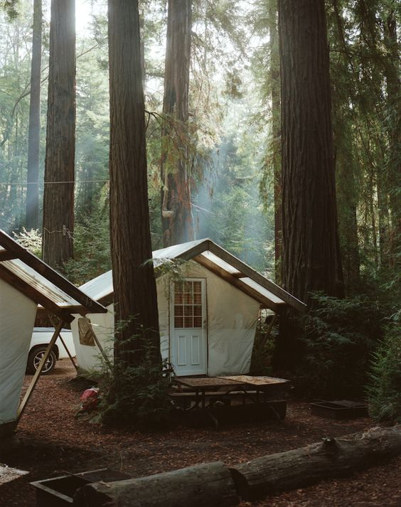 Shelters Big Sur And Greenhouses On Pinterest