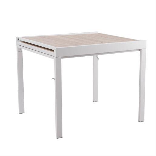Table Extensible Charline La Foir Fouille En 2020 Table Extensible Table Minimaliste