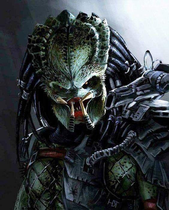 Pin De Soyer Ghost En Avp Alien Vs Depredador Alien Vs Predator Depredador